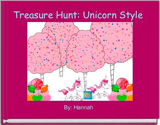 Treasure Hunt: Unicorn Style