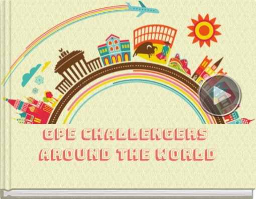 Book titled 'GPE Challengers Around the World'