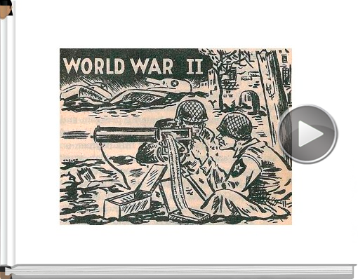 Book titled 'About World War 2'