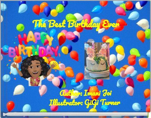 The Best Birthday Ever