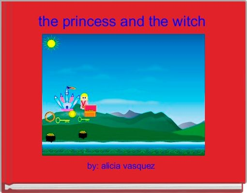 the princess and the witch