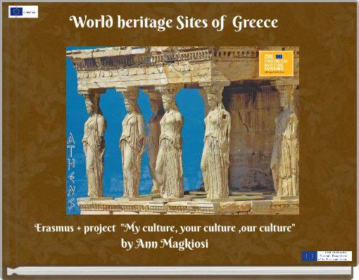 World heritage Sites of Greece