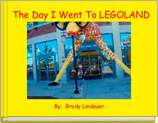 The Day I Went To LEGOLAND