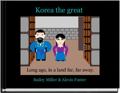 Korea the great
