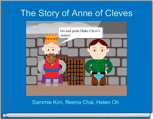 The Story of Anne of Cleves