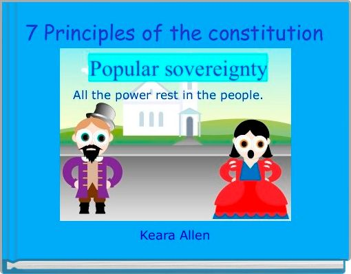 constitution and popular sovereignty Popular sovereignty, or sovereignty of the peoples' rule, is the principle that the authority of a state and its government are created and sustained by the consent of its people, through their elected representatives (rule by the people), who are the source of all political power.