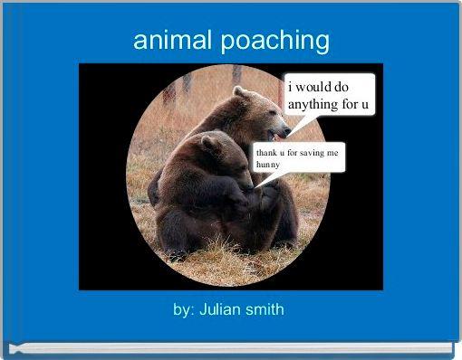 animal poaching