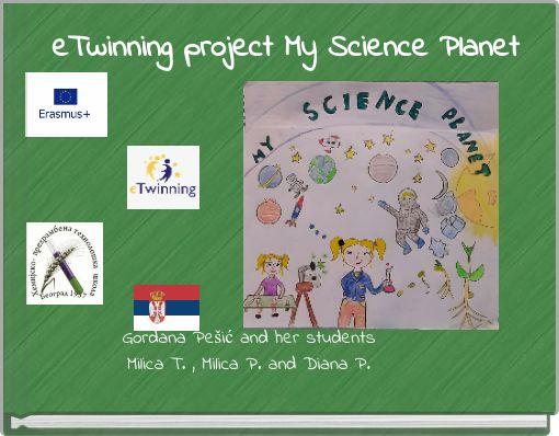 eTwinning project My Science Planet