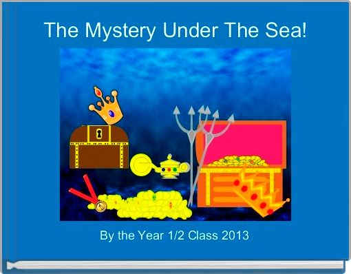 The Mystery Under The Sea!