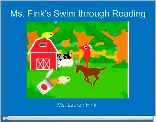 Ms. Fink's Swim through Reading