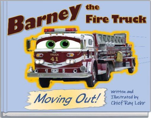 Barney the Fire Truck
