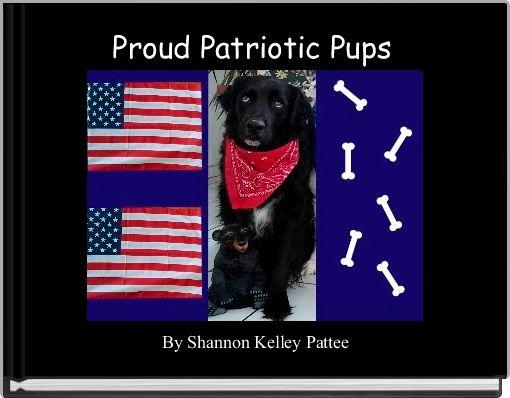 Proud Patriotic Pups
