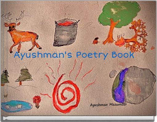 Ayushman's Poetry Book
