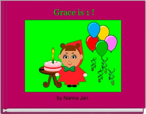 Grace is 1 !