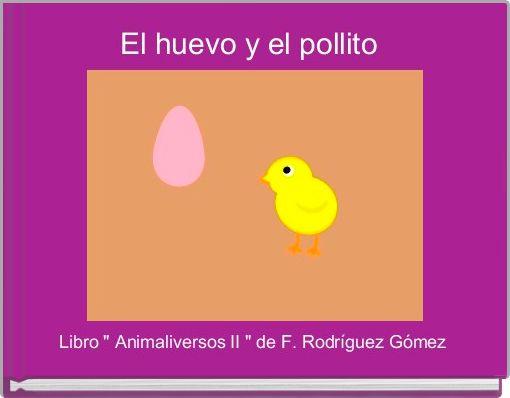 El huevo y el pollito