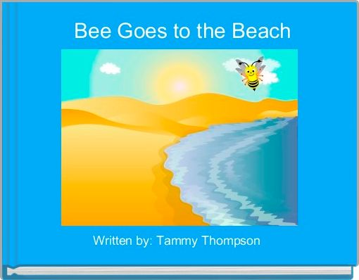 Bee Goes to the Beach