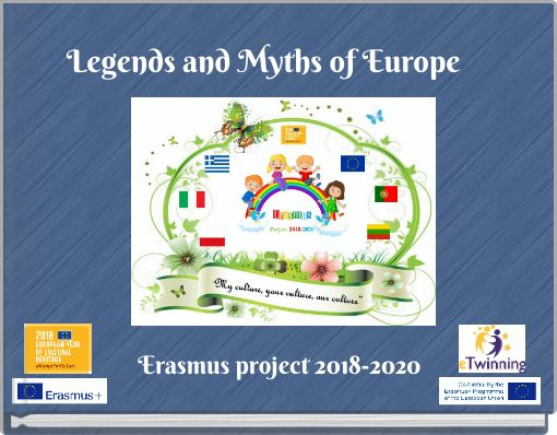 Legends and Myths of Europe