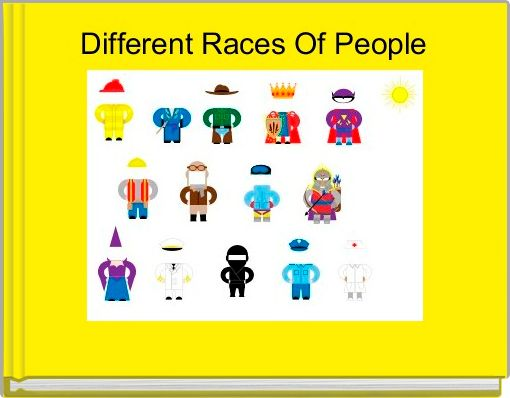 Different Races Of People