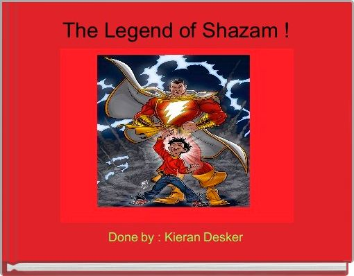 The Legend of Shazam !