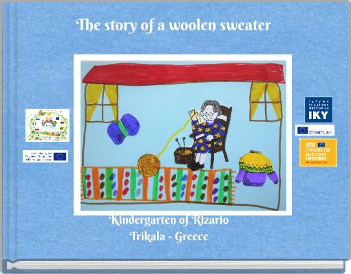 The story of a woolen sweater