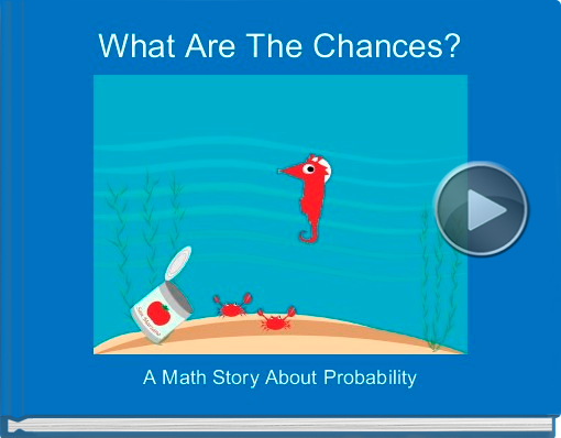 Book titled 'What Are The Chances?'