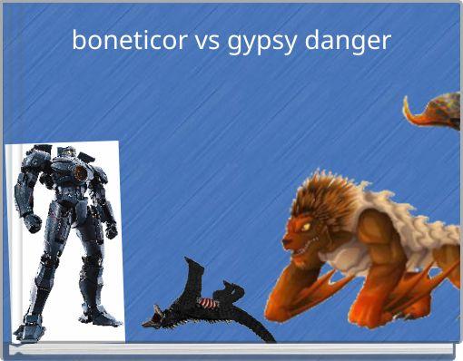 boneticor vs gypsy danger