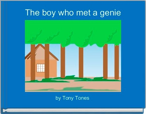 The boy who met a genie