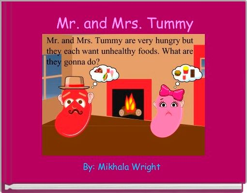Mr. and Mrs. Tummy