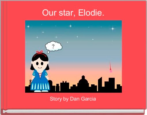 Our star, Elodie.