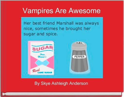 Vampires Are Awesome