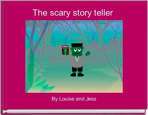 The scary story teller