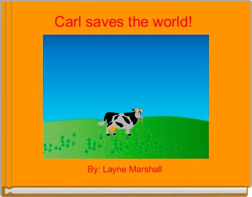 Carl saves the world!