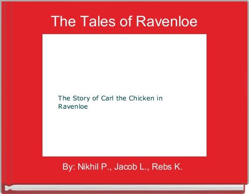 The Tales of Ravenloe