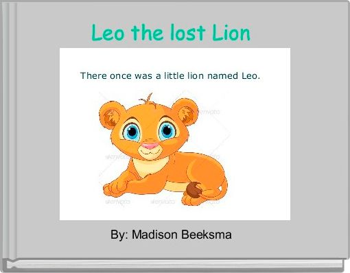 Leo the lost Lion