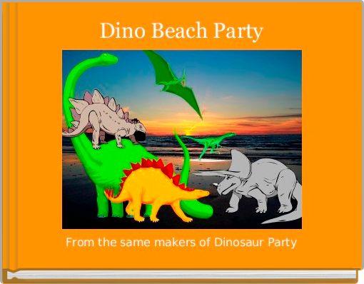 Dino Beach Party
