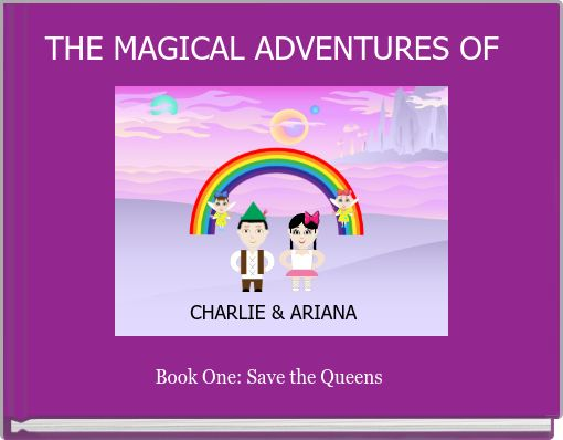 THE MAGICAL ADVENTURES OF
