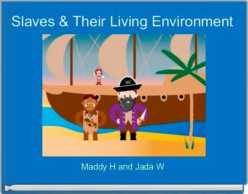 Slaves & Their Living Environment
