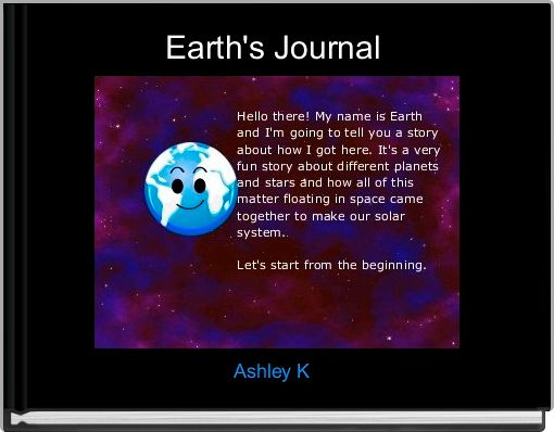 Earth's Journal