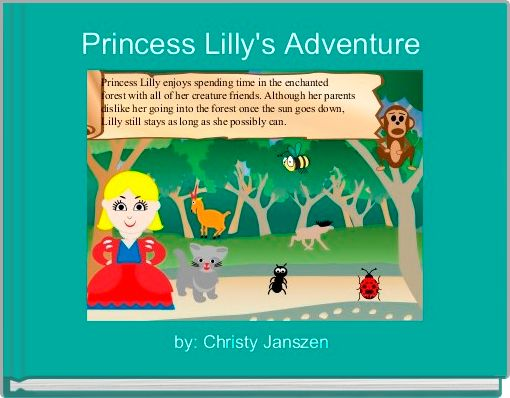 Princess Lilly's Adventure