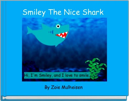 Smiley The Nice Shark