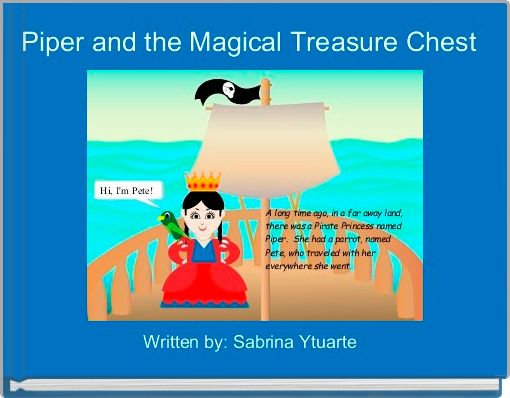 Piper and the Magical Treasure Chest