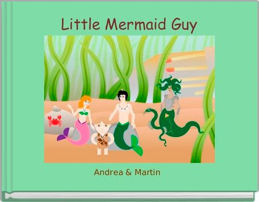 Little Mermaid Guy