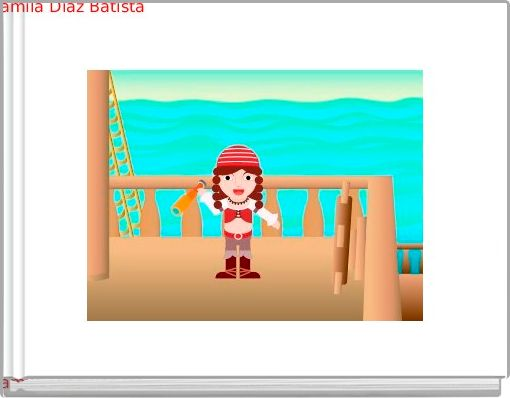 The pirate who wanted adventure