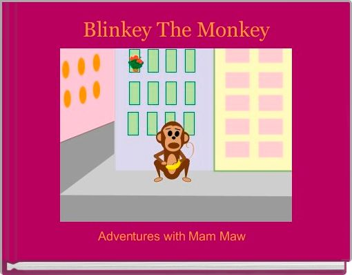 Blinkey The Monkey