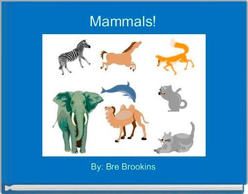 Mammals!
