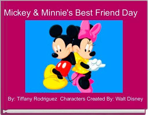 Mickey & Minnie's Best Friend Day