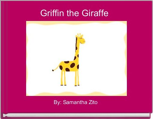 Griffin the Giraffe