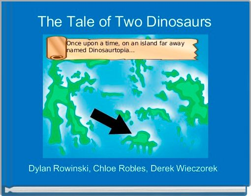 The Tale of Two Dinosaurs