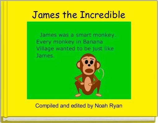 James the Incredible