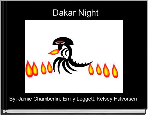 Dakar Night